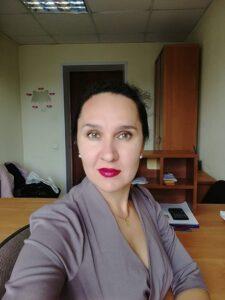 Аношина Юлия Борисовна